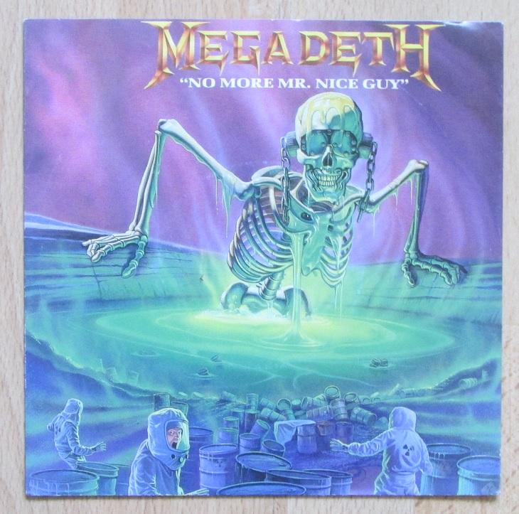 megadeth set the world afire skeleton